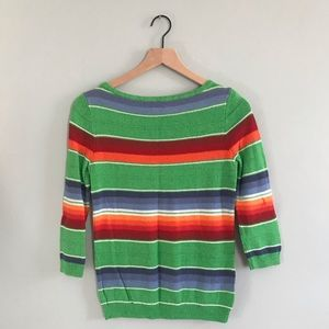Chaps Tops - CHAPS sweater   multicolor